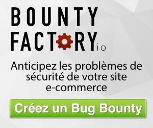 Bounty Factory Anticipez les problèmes de sécurité de votre site e-commerce