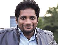 Cybersécurité - Entretien Rahul Sasi