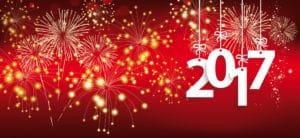 Très bonne année 2017